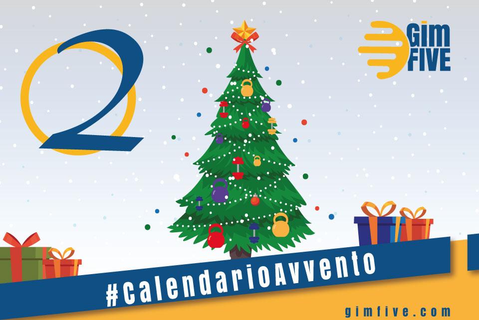 Calendario dell'avvento GimFIVE Fiorano Modenese