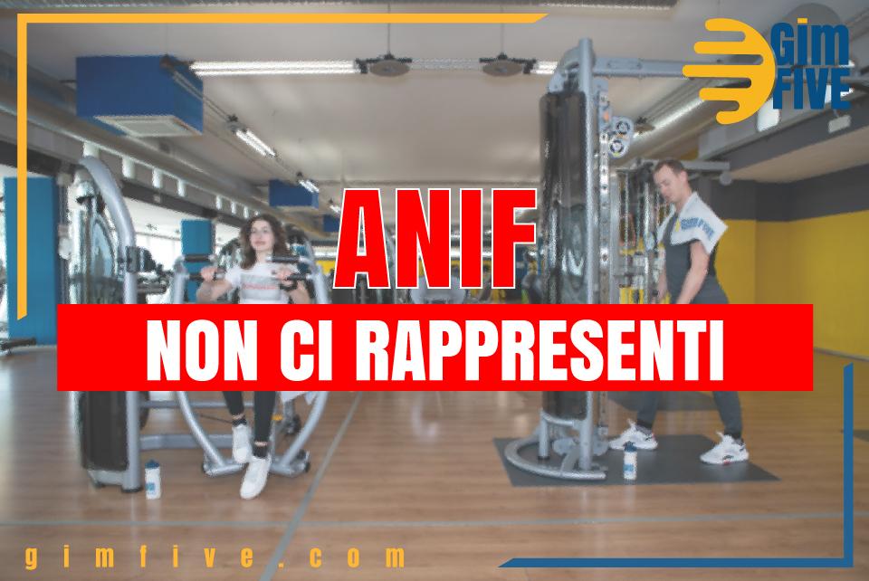 ANIF non ci rappresenti