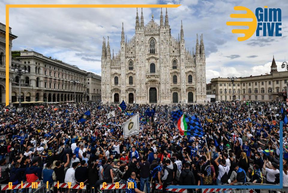 Inter campione d'Italia e festeggiamenti nelle piazze. Giusto o sbagliato? Non ci importa Ecco i 3 insegnamenti che ci hanno dati i tifosi dell'Inter